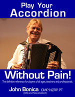 Play Your Accordion Without Pain