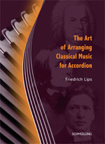 The Art of Arranging Classical Music by Friedrich Lips