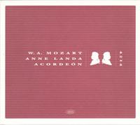 MusicforAccordion.comのアンネ・ランダのモーツァルト録音集のページを開くのAmazonの商品頁を開く