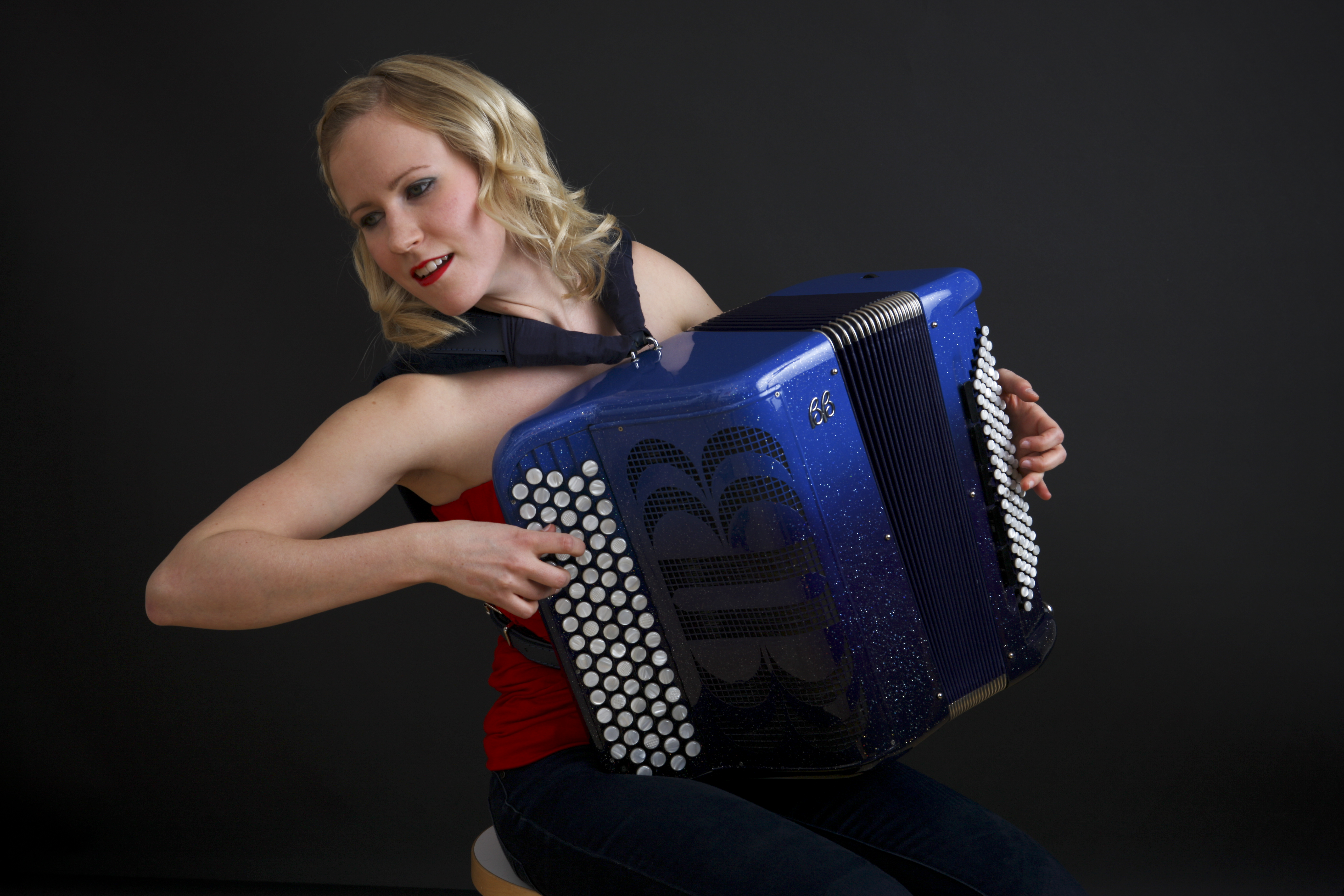 Carnevale by Viivi Maria Saarenkylä accordion CD and eTracks mp3 album